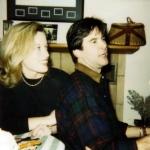 Tricia & John at Dant