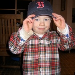 adding a fan to Red Sox Nation