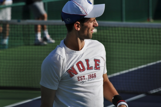 Indian Wells 2012: Novak Djokovic