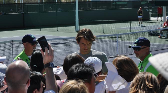 Indian Wells 2012: Roger Federer