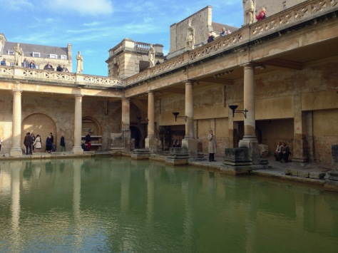 Bath_RomanBaths