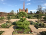 Kenilworth Gardens, designed for Queen Elizabeth I's visit in 1575