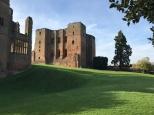 Kenilworth Castle ruins